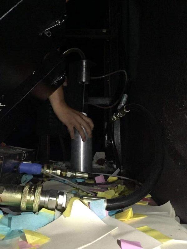 EDC和IBIZA香氛系统维护